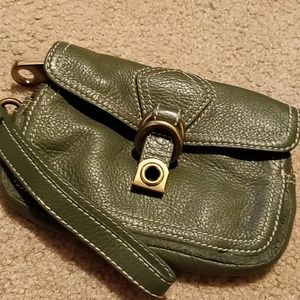 Marc by Marc Jacobs Sage Green Wristlet